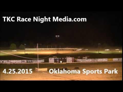 Oklahoma Sports Park 4.25.2015