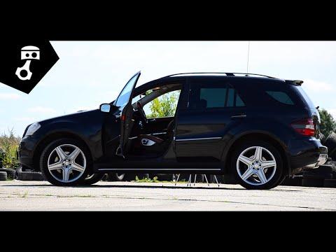 Фото к видео: Mercedes Benz ML 420 CDI (W164) Тест-драйв; zhmuraTV