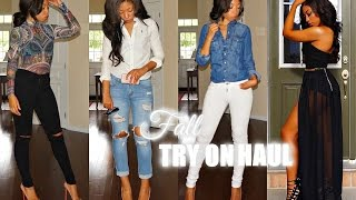 Download Affordable Fall Fashion Haul & Try On Feat. Fashion Nova Mp3 and Videos