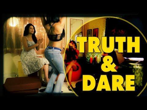 College truth or dare party