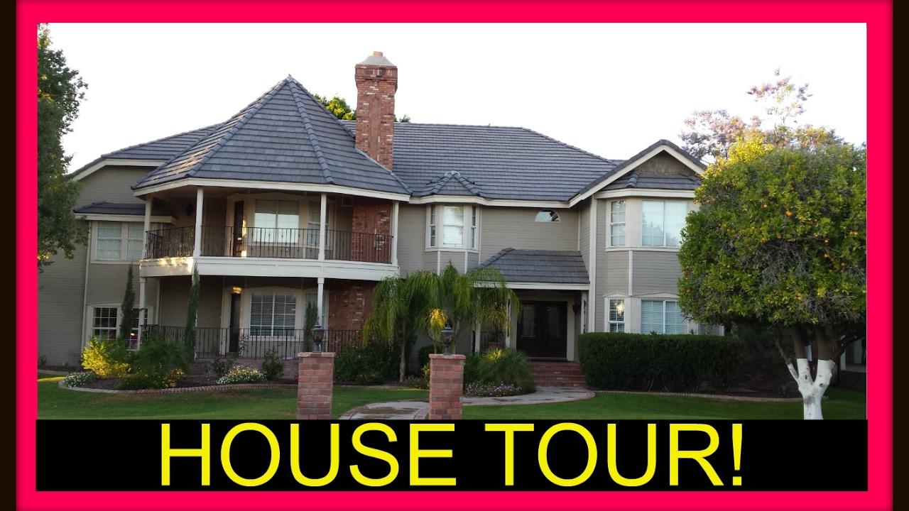 HOUSE TOUR 2017!
