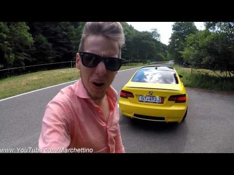 Buying my BMW M3 2/3 - Nurburgring Roads & Nearly 300kph on the Autobahn!
