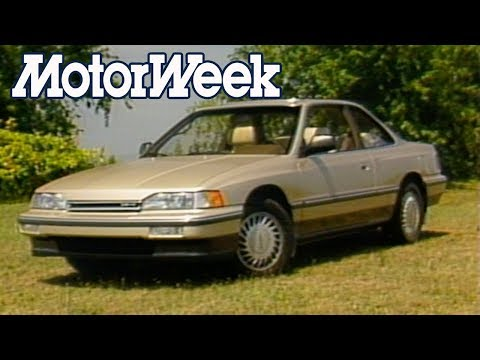 The Original Acura Legend Was More Upscale Honda Than BMW Competitor
