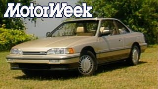 1987 Acura Legend Coupe | Retro Review