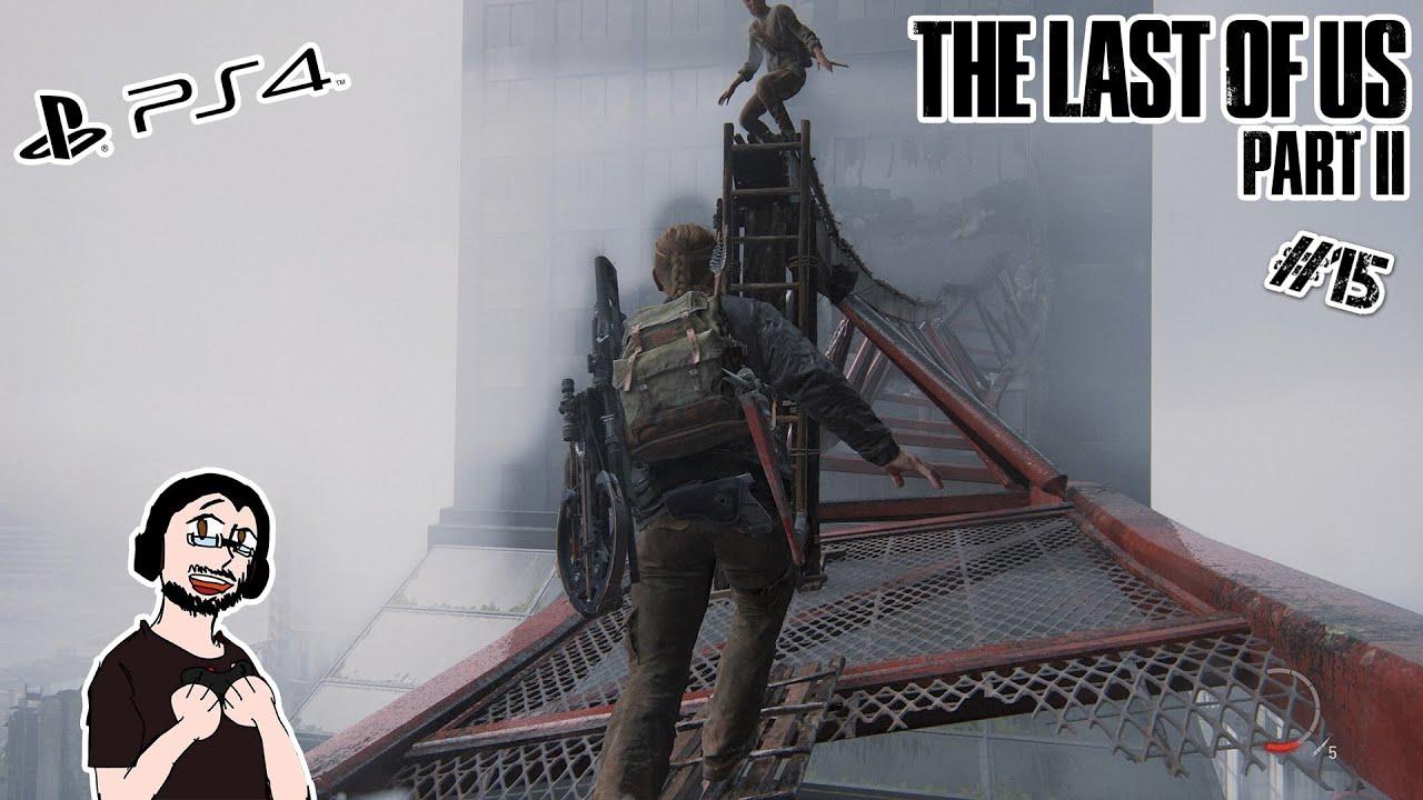 [FR] THE LAST OF US Part 2 Le raccourci / La descente Gameplay #15