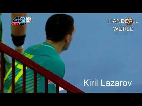 WHO IS BETTER MIKKEL HANSEN OR KIRIL LAZAROV #1 - HWHandballWorld