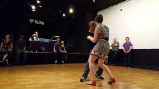 �������� ���� Grace and Franz dances the blues! ������