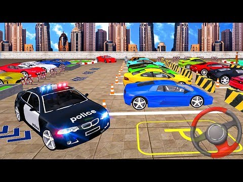 Police Parking Games - Ultimate Driving Simulator - Android gameplay