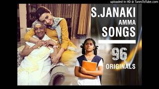 S Janaki   Original Songs  '96 Tamil Film