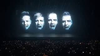 Westlife - Swear It Again and Hello My Love Live at the SSE Arena, Belfast, 22/5/19