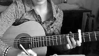 ingrid michaelson, be ok, tutorial, gitarre, guitar, how to play