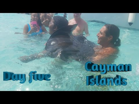 Carnival Dream Cruise Vlogs August 2017- Day five Grand Cayman, Cayman Islands