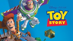 Toy Story (1995) - Original Trailer Deutsch 1080p HD