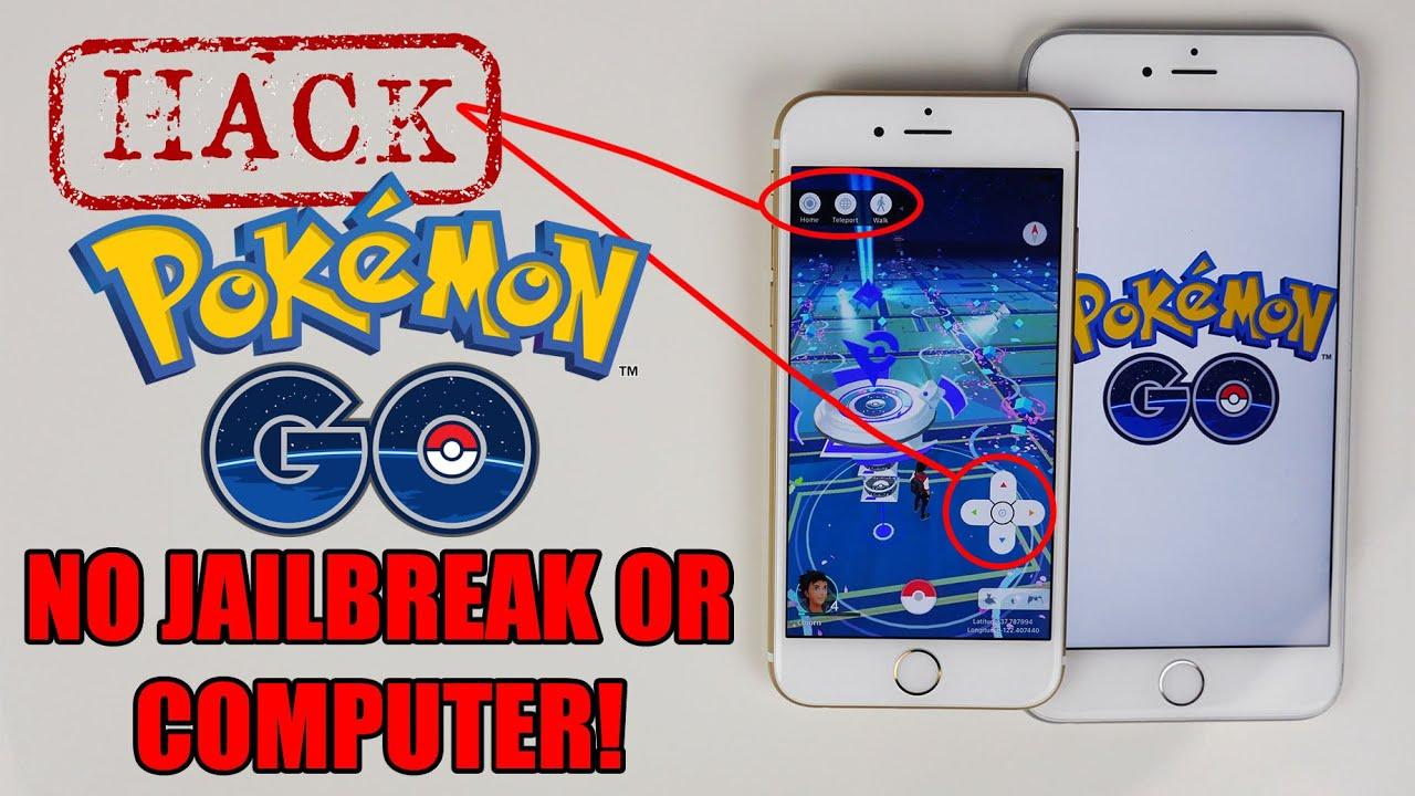 pokemon go hacks no jailbreak no computer youtube