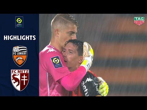 Lorient Metz Goals And Highlights