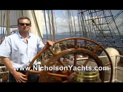 Experience sailing on a genuine clipper ship on the STAD AMSTERDAM