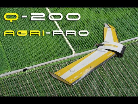 QuestUAV Q-Pod AGRI - The UAV For Precision Agriculture