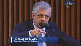 Lula foi condenado e preso sem provas, destaca Péricles de Mello