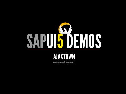 SAPUI5 - oData Operations (Create/Update/Delete) - Part 2