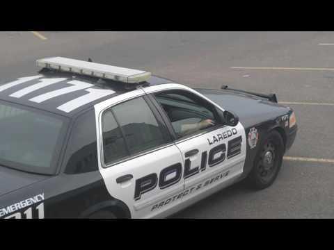 Police Chase in Laredo Texas (5/30/16)