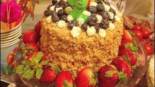 Самый Вкусный Морковный Пирог / торт / рецепт / CARROTE CAKE
