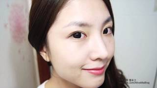 Korean Circle Color Lens Review - O-lens 메쉬 블랙 (Mesh Black)