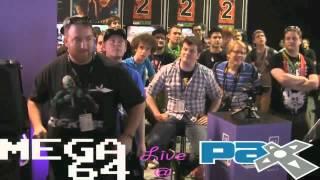 Mega64 Live at PAX Prime 2012 - Rekoil, Best Game at PAX