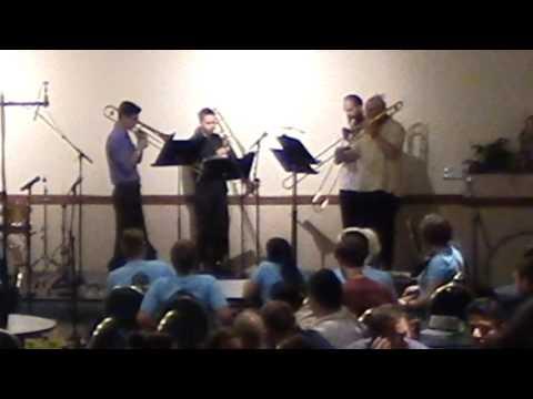 Urbie Green - Quadrabones with Alex Iles, Paul The Trombonist, & Domenico Catalano