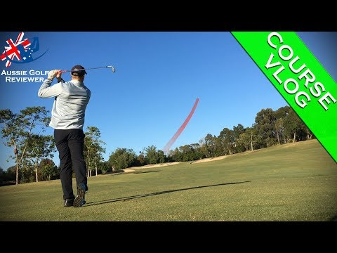 SOLO course vlog NORTH LAKES RESORT GOLF CLUB part 1