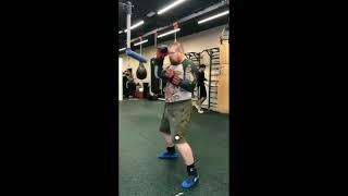 Вячеслав Дацик продолжает тренировки | Форма Дацика