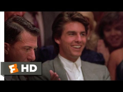 Rain Man (9/11) Movie CLIP - Lets Play Some Cards (1988) HD