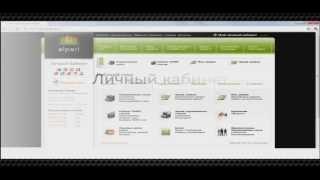 Регистрация в компании Альпари, ознакомление с личным кабинетом инвестора | урок 5