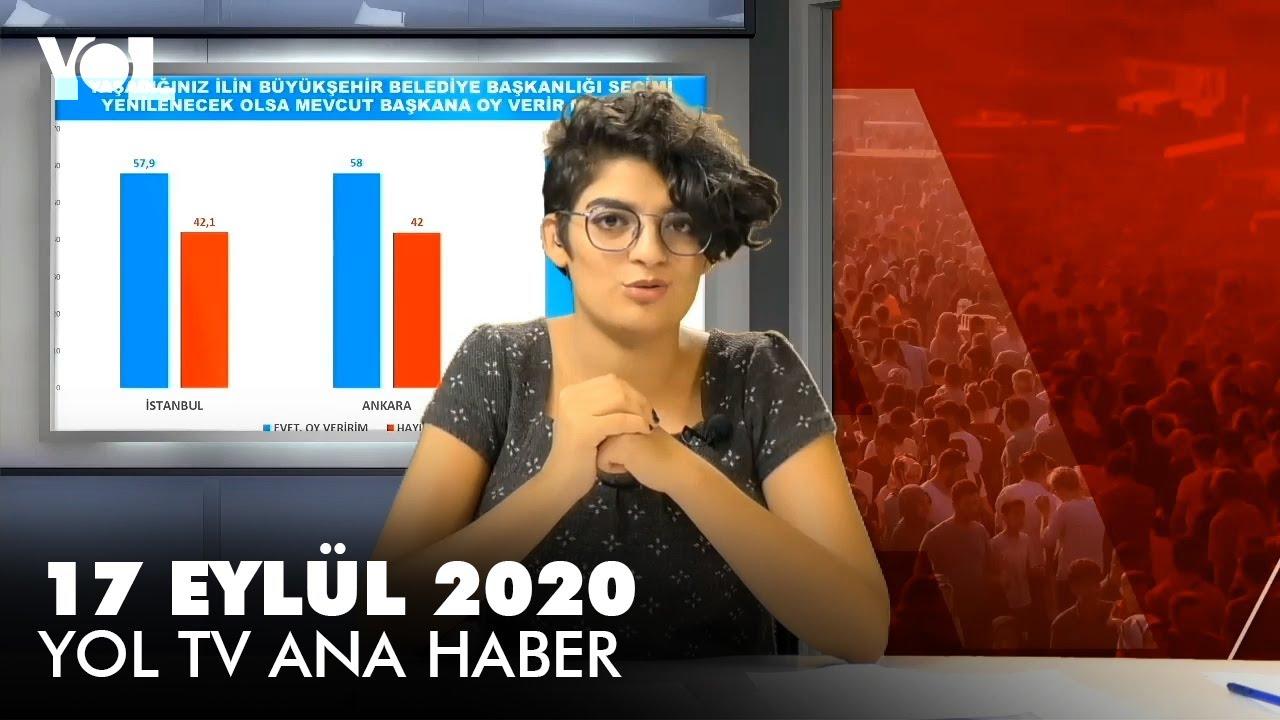 Türk lirası eriyor: Dolar 7.55 TL'yi aştı   17 Eylül Yol TV Ana Haber