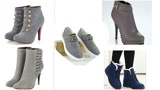 4461708f4 تشكيلة من الأحذية النسائية لفصل الشتاء اختاري ما يناسبك ...