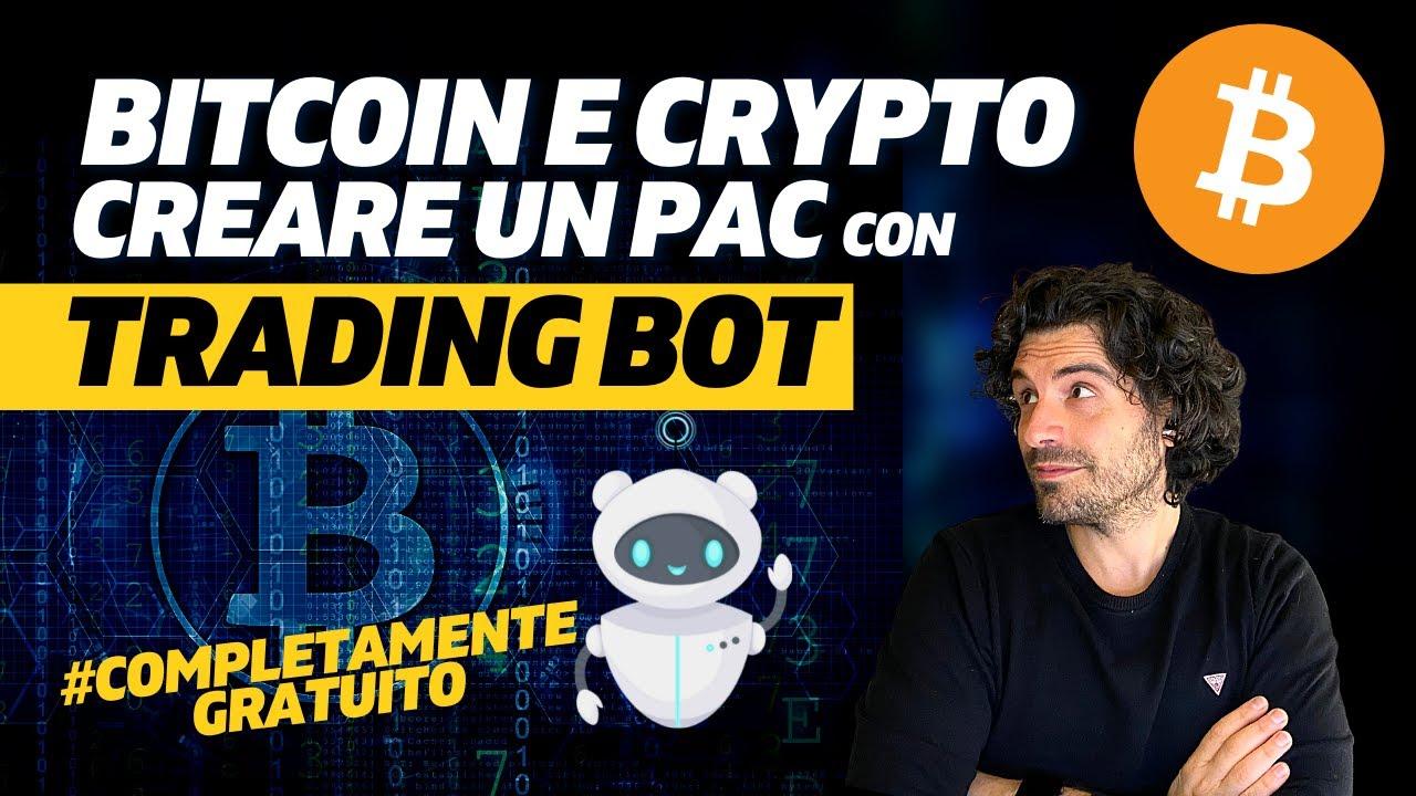 commercio di bitcoin utilizzando bot)