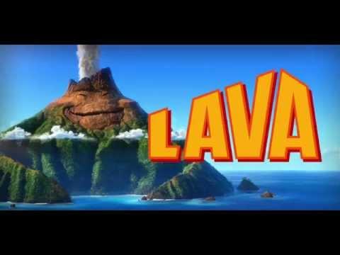 Песня на русском из мультфильма лава на русском