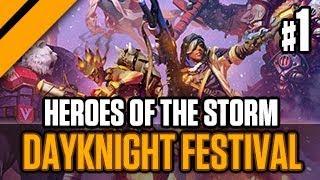 DayKnight Festival P1 - HotS Viewer Battles