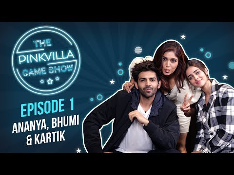 Ananya Panday, Bhumi Pednekar & Kartik Aaryan's BIG Fight | Pinkvilla Game Show | Pati Patni Aur Woh Mp3