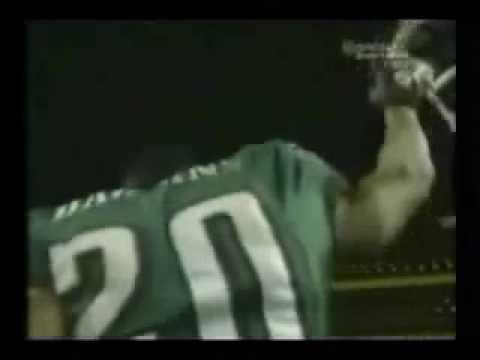 Former Philadelphia Eagles Tribute