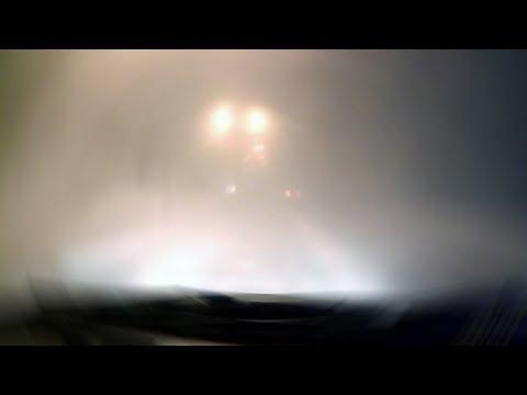 Снежный ад в Новосибирске 11.01.2018 A Snow Hell In Novosibirsk