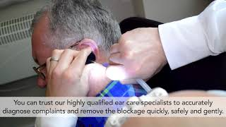 Microsuction Infomercial - The Hearing Clinic UK