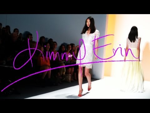 New York Fashion Week - Backstage Hair at JENNY PACKHAM #NYFW