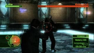 Best boss ever made (Vampire Rain) :D