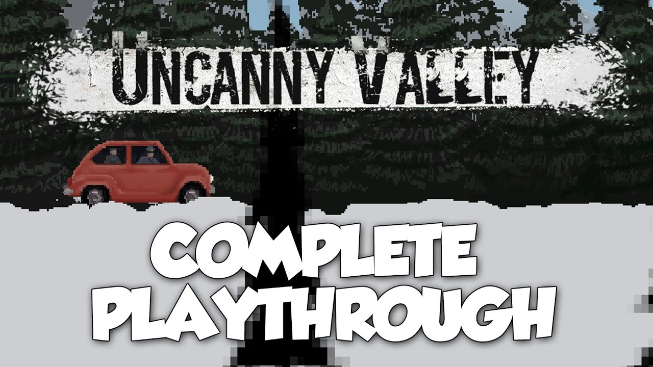 Uncanny Valley - Pixelated Psychological Horror! — Unit ...