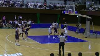 2018インターハイ京都決勝東山高校vs洛南高校1