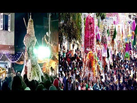 Bijapur Me Moharam Taziya...! Bijapur news 19-09-2018