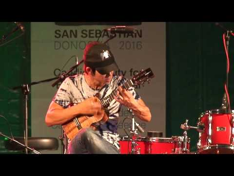 Jake Shimabukuro live in Spain - Third Stream