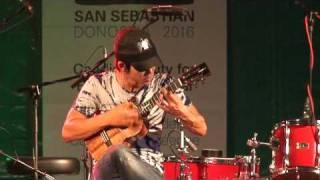 Jake Shimabukuro live in Spain - Third Stream
