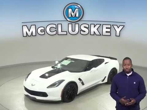 New  Chevrolet Corvette Grand Sport RWD D White Coupe Test Drive, Review, For Sale -
