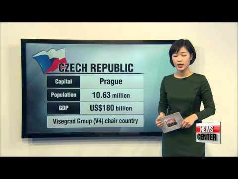 Korea-Czech Republic relations, marking 25th anniversary of diplomatic ties   한-